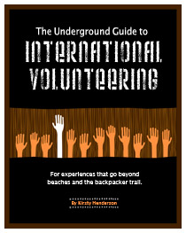 international volunteering