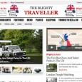 I got an email last week from Ross from The Blighty Traveller offering up his site for sale. He's had put it up on an auction site and my guess...