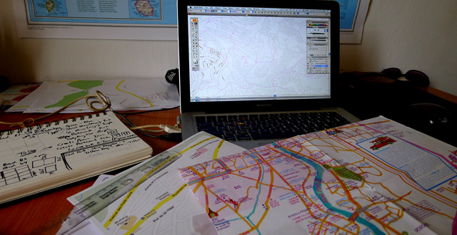 Kigali Map Creation
