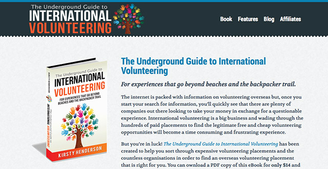 International Volunteering Guide